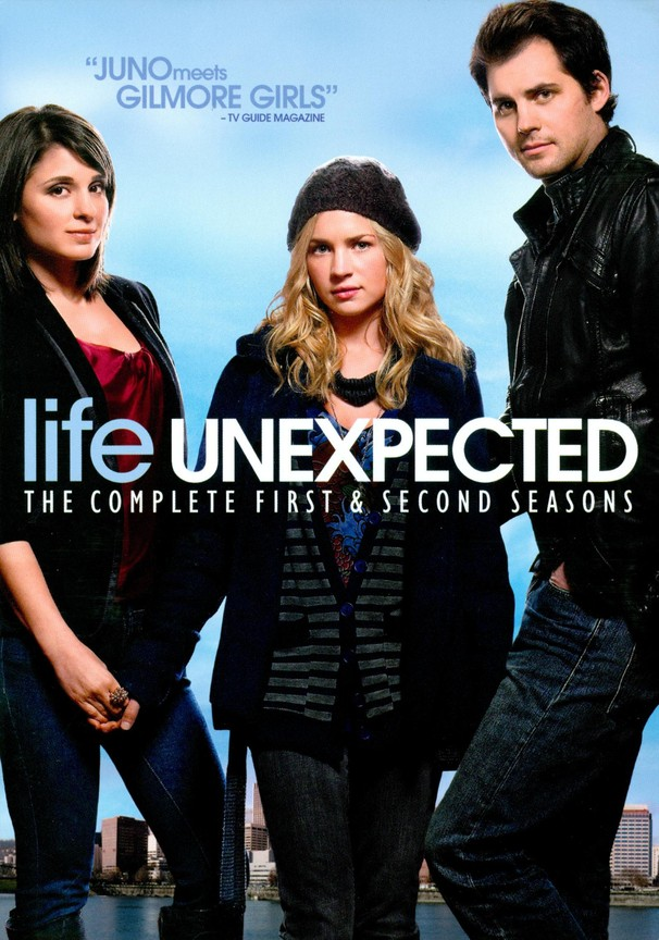 Life Unexpected - Season 2 Episode 02: Parents Unemployed