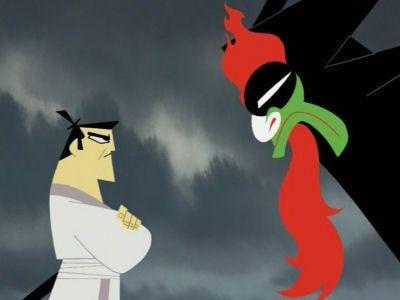 Samurai Jack - Season 4 Episode 09: Jack versus Aku