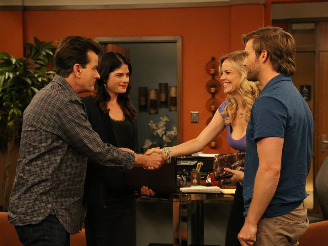 Anger Management - Season 2 Episode 23: Charlie & The Secret Gigolo