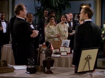 Frasier - Season 6 Episode 19: IQ
