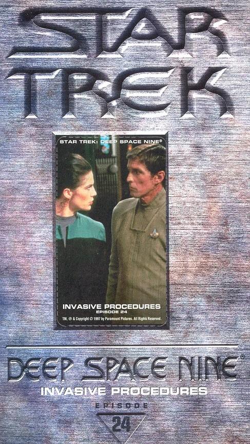 Star Trek: Deep Space Nine - Season 2 Episode 4: Invasive Procedures