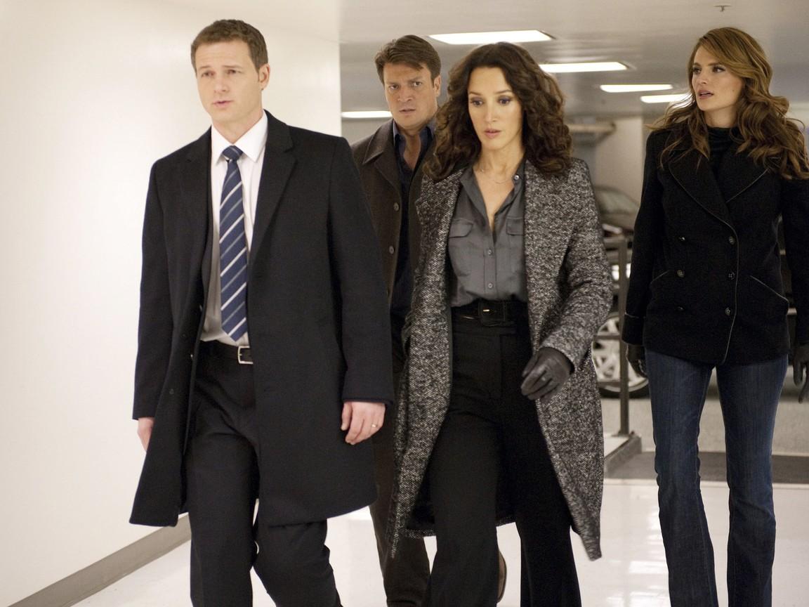 Castle - Season 4 Episode 16: Linchpin
