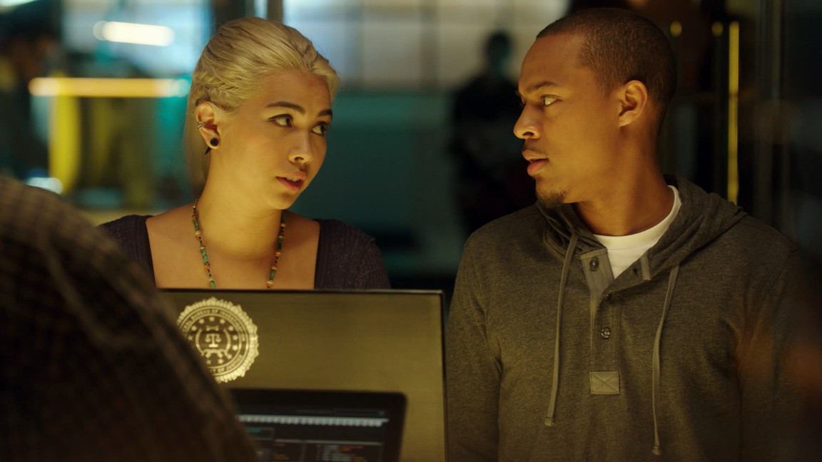 CSI: Cyber - Season 2 Episode 15: Python's Revenge