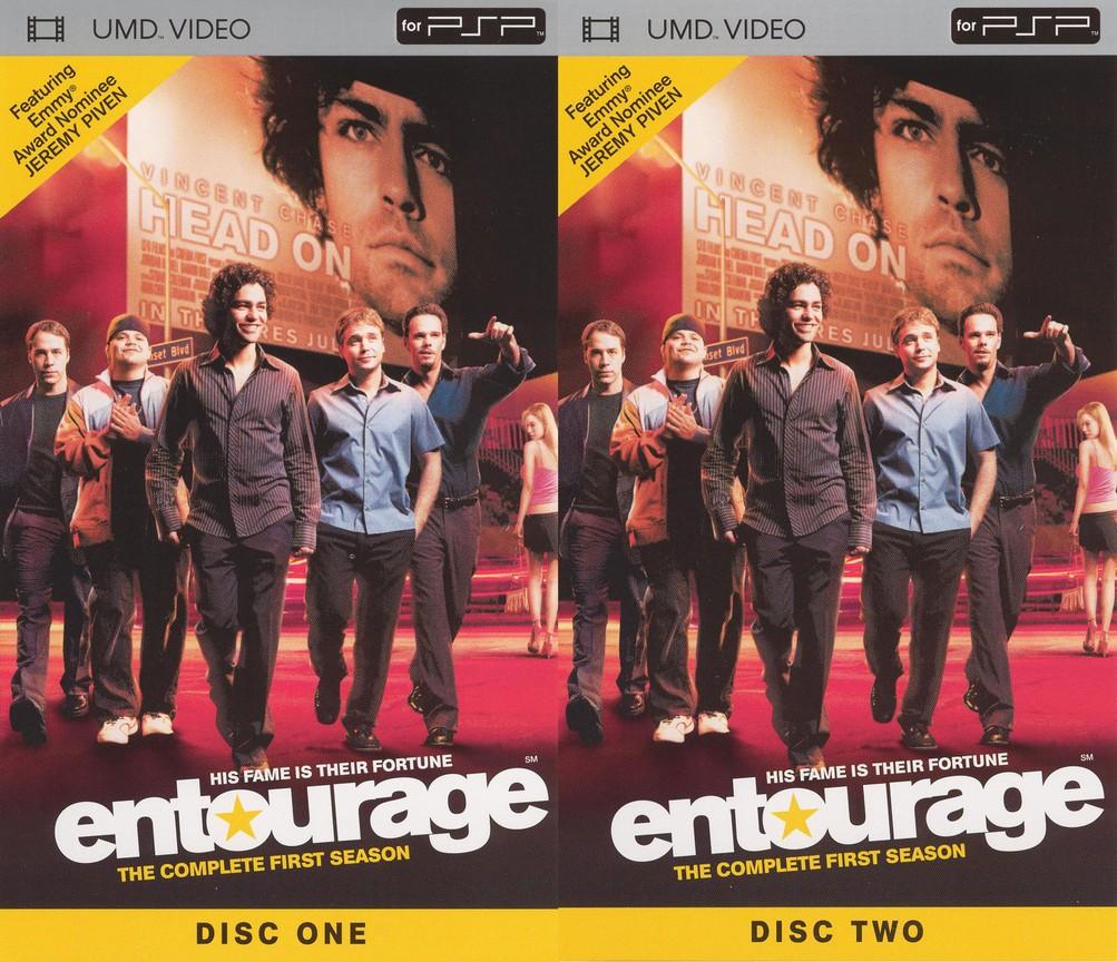 Entourage - Season 1 Episode 1: Entourage