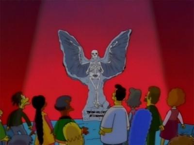 The Simpsons - Season 9 Episode 08: Lisa the Skeptic