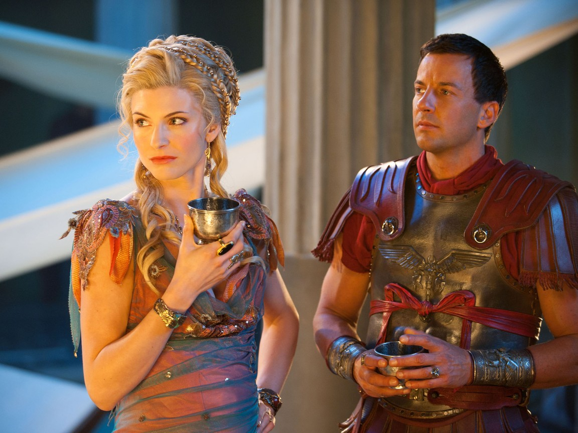 Spartacus: Blood and Sand - Season 2 Episode 04: Empty Hands