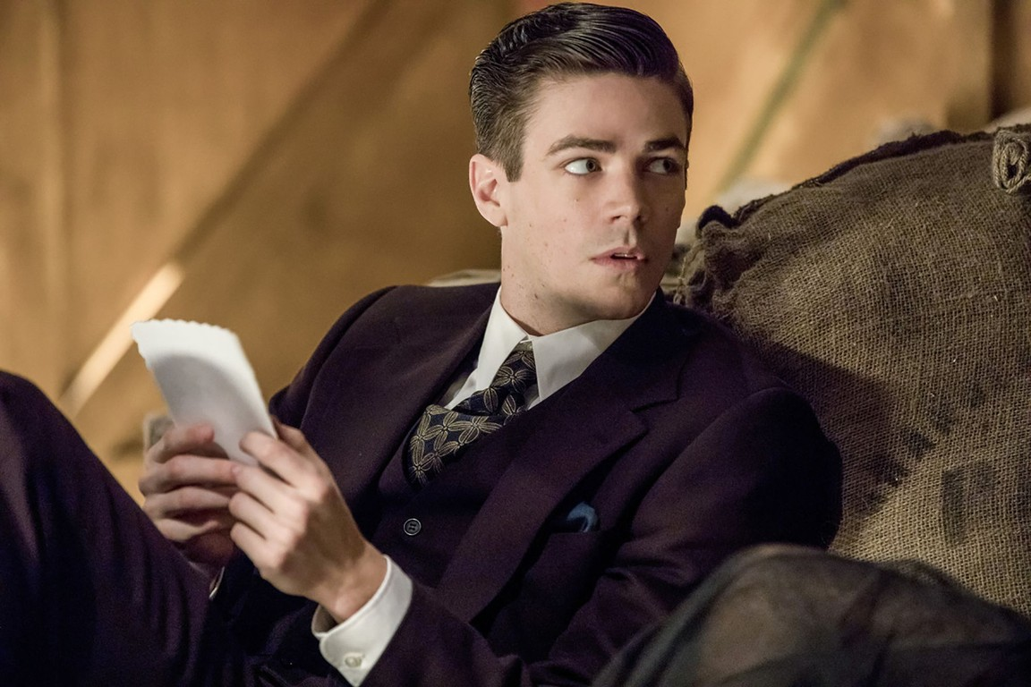 The Flash - Season 3 Episode 17: Duet