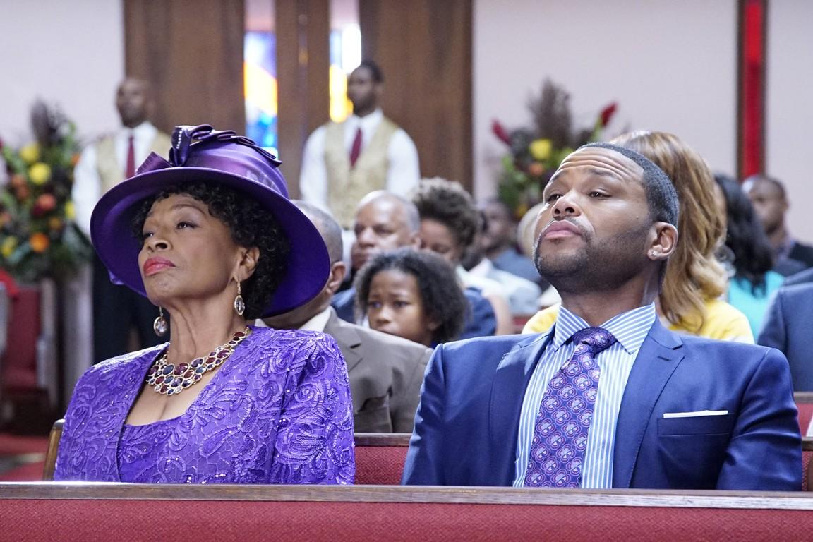 Black-ish - Season 2 Episode 05: Churched