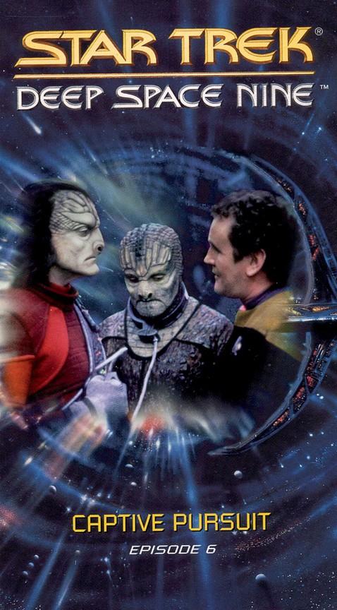 Star Trek: Deep Space Nine - Season 1 Episode 6: Captive Pursuit