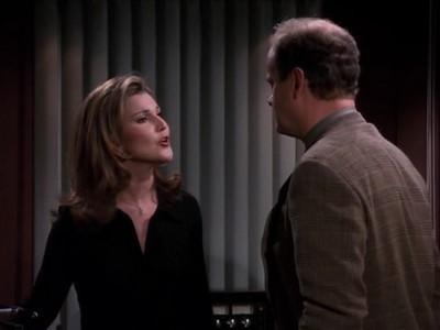 Frasier - Season 4 Episode 15: Roz's Krantz & Gouldenstein are Dead