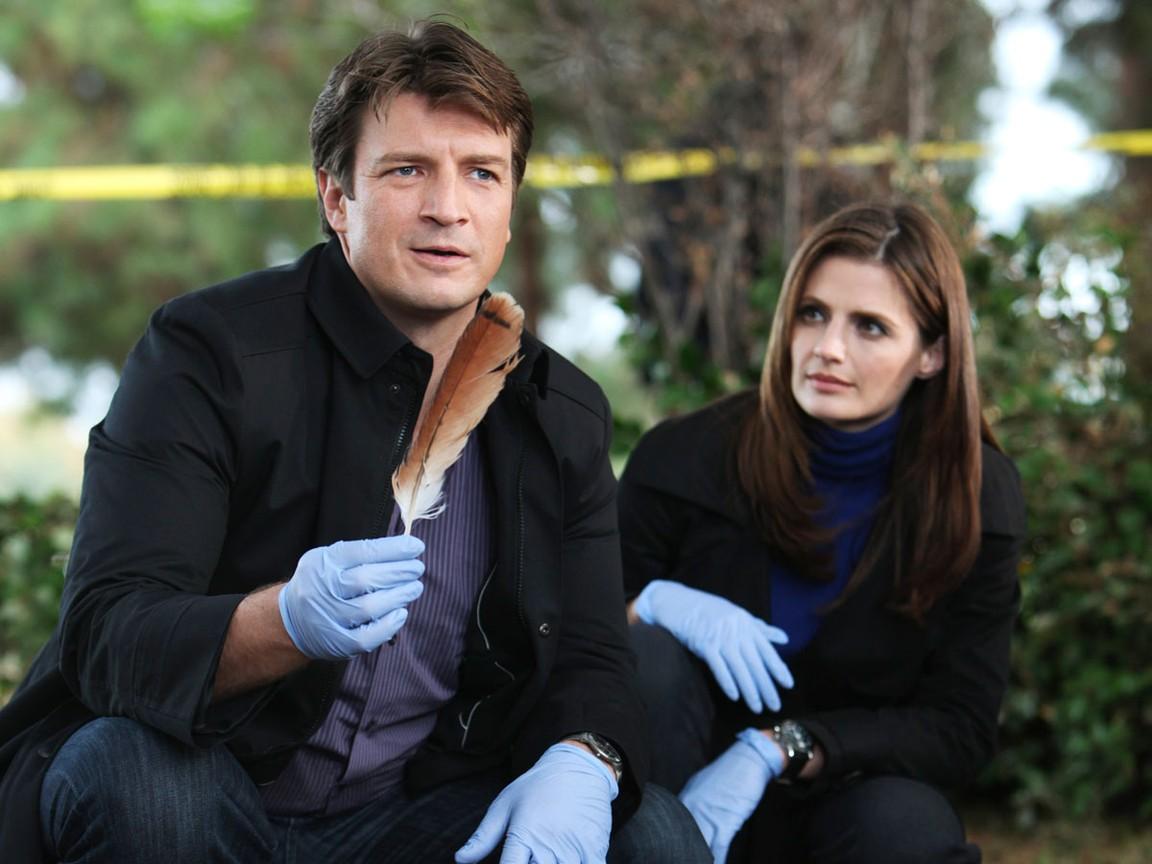 Castle - Season 3 Episode 08: Murder Most Fowl
