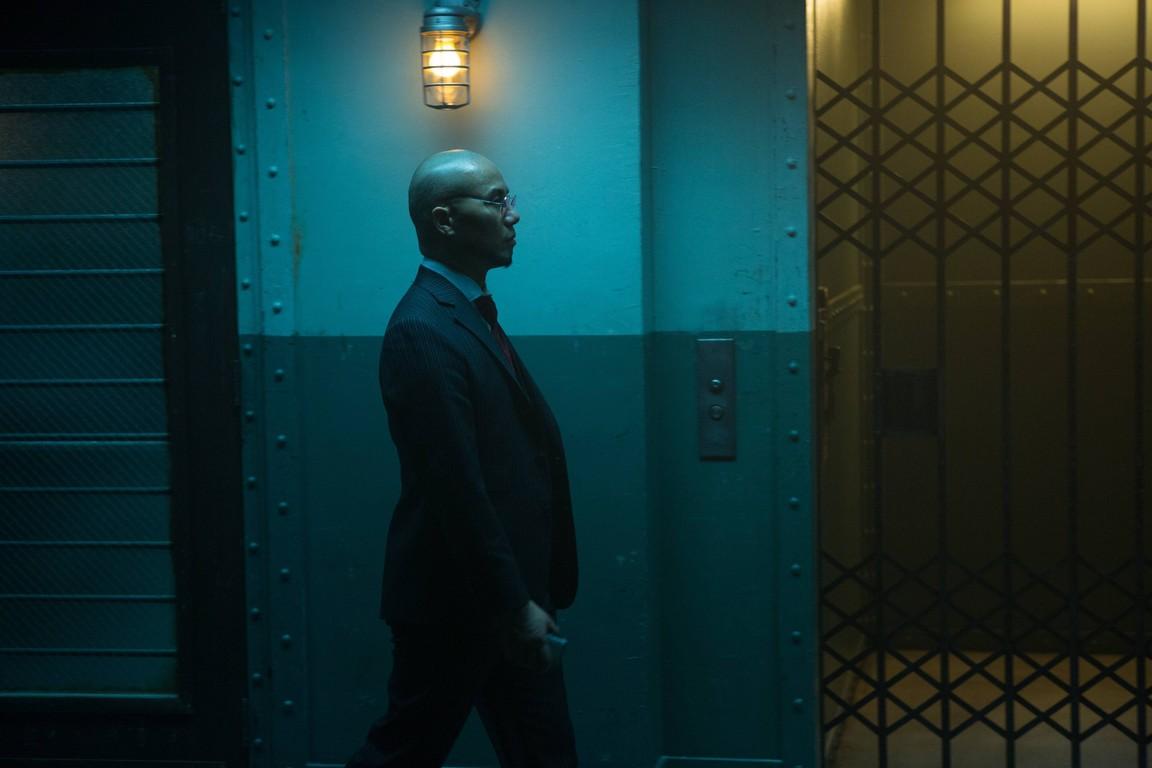Gotham - Season 2 Episode 12: Rise of the Villains: Mr. Freeze