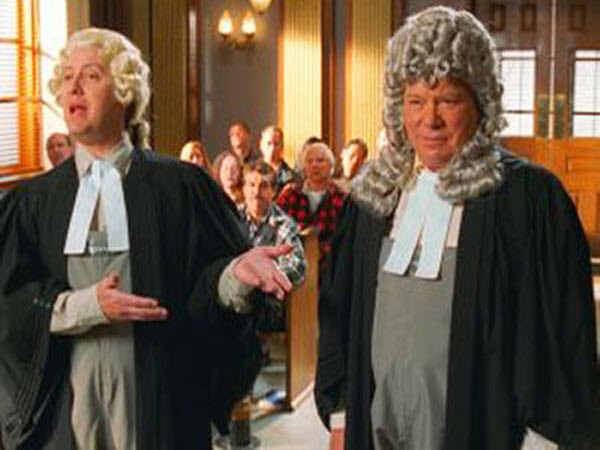 Boston Legal - Season 2 Episode 03: Finding Nimmo