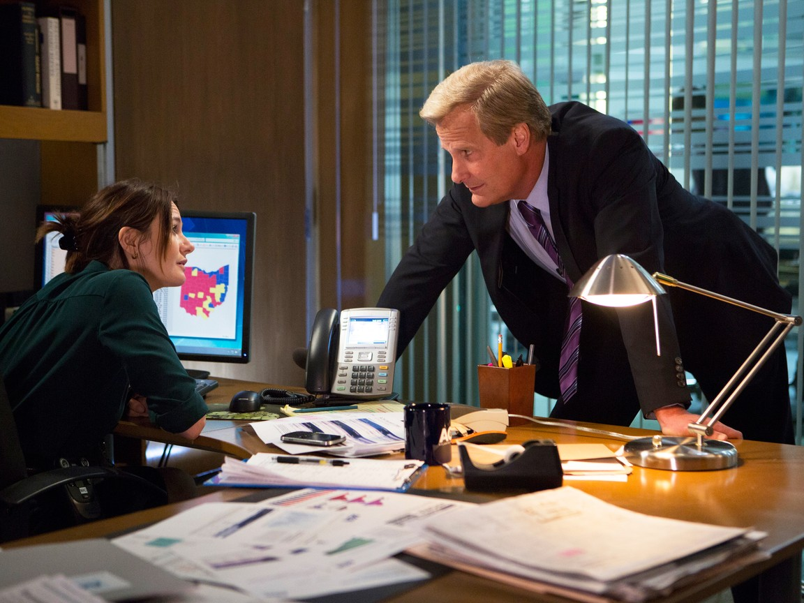The Newsroom - Season 2 Episode 08: Election Night, Part 1