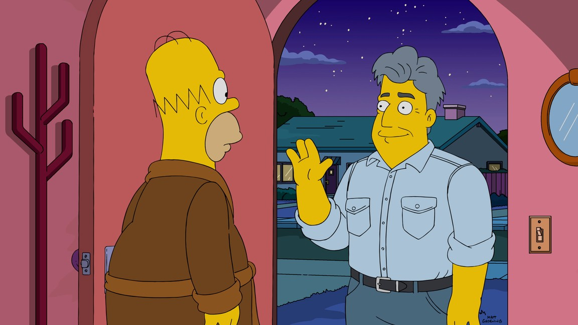 The Simpsons - Season 27 Episode 20: To Courier with Love