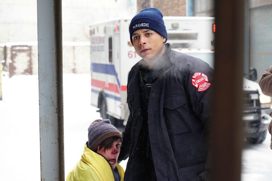 Chicago Fire - Season 3 Episode 14: Call It Paradise