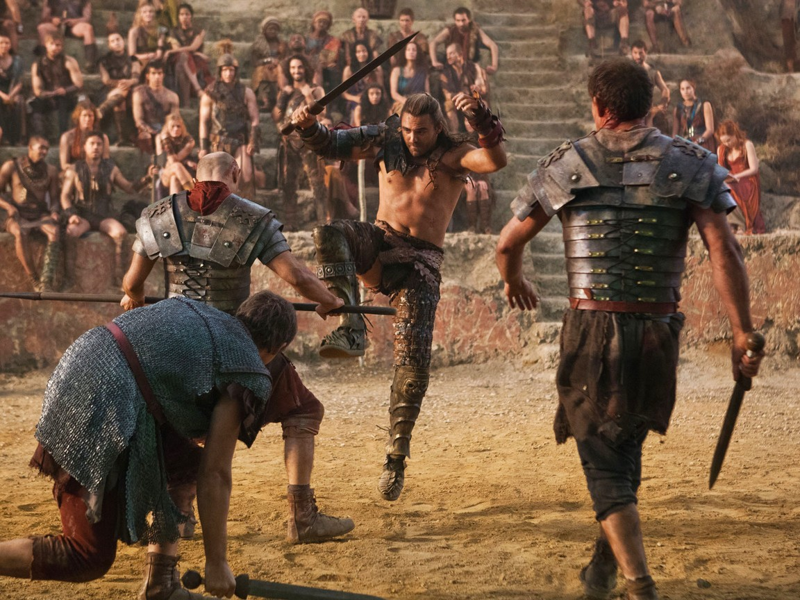Spartacus: Blood and Sand - Season 3 Episode 09: The Dead and the Dying