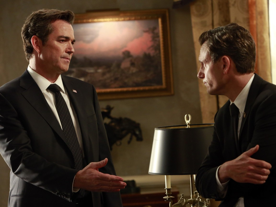 Scandal - Season 3 Episode 18: The Price of Free and Fair Election