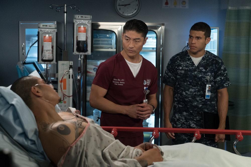 Chicago Med - Season 2 Episode 02: Win Loss