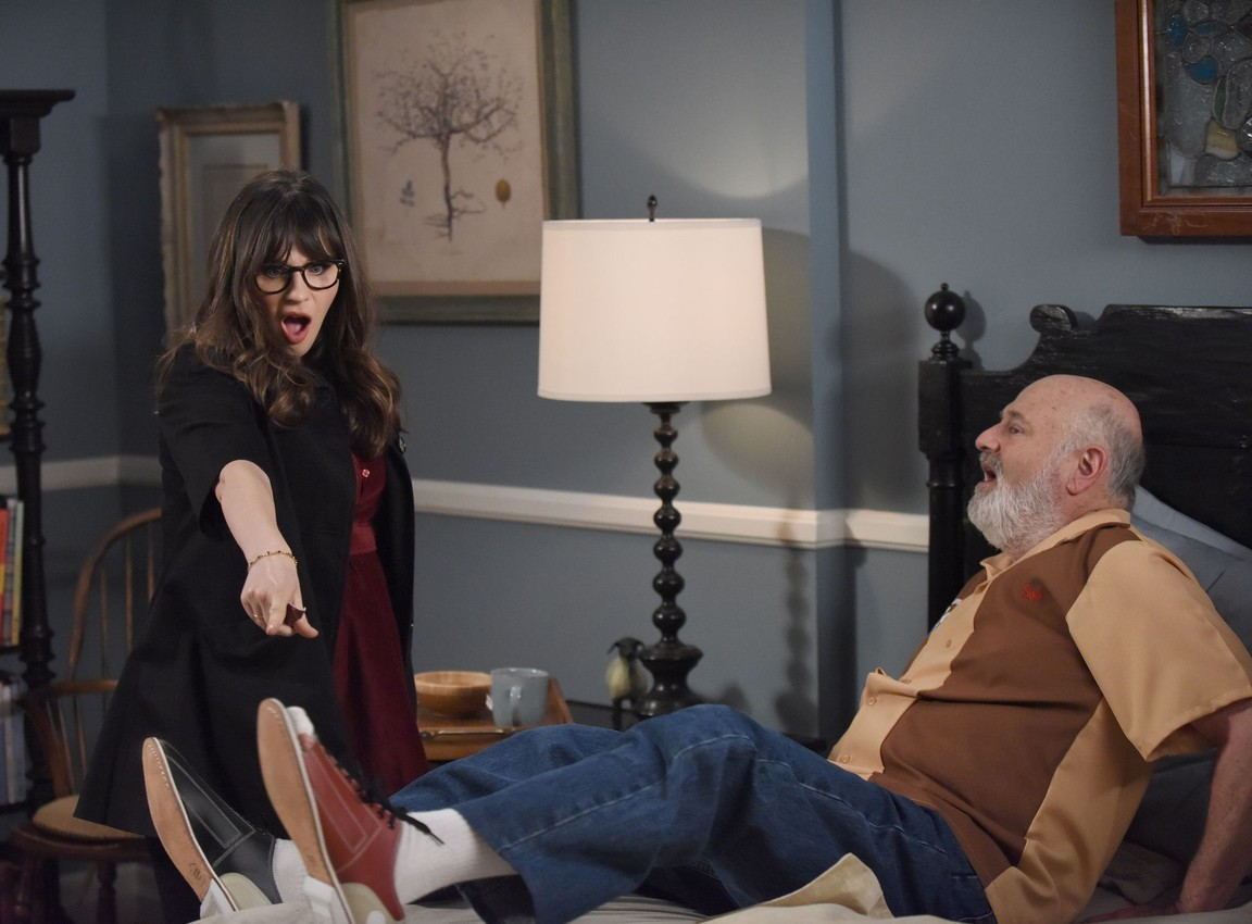 New Girl - Season 6 Episode 20: Misery