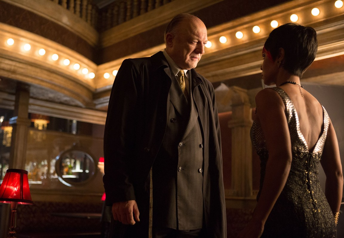 Gotham - Season 1 Episode 12:  What the Little Bird Told Him