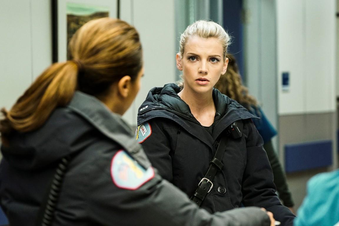 Chicago Fire - Season 5 Episode 13: Trading in Scuttlebutt