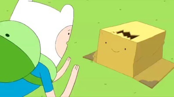 Adventure Time - Season 5 Episode 38: Red Starved