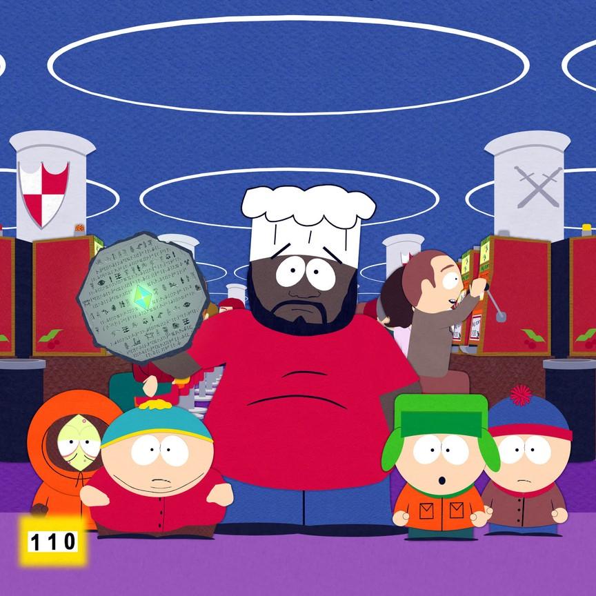 South Park - Season 5 Episode 01: It Hits the Fan