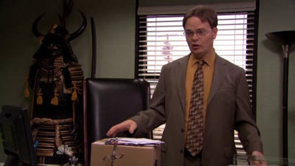 The Office - Season 7 Episode 24: Dwight K Schrute Acting anager