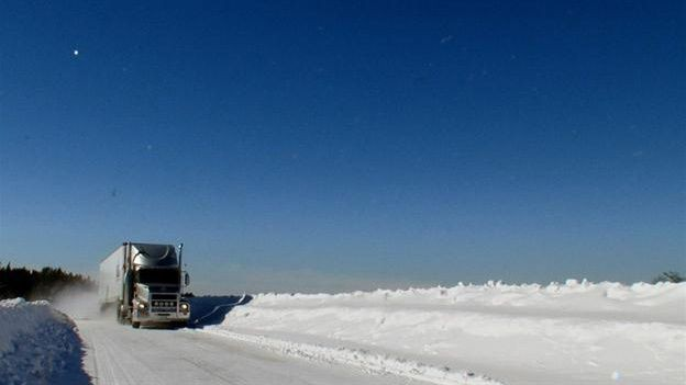 Ice Road Truckers - Season 8 Episode 11: Journey to the End of the Earth