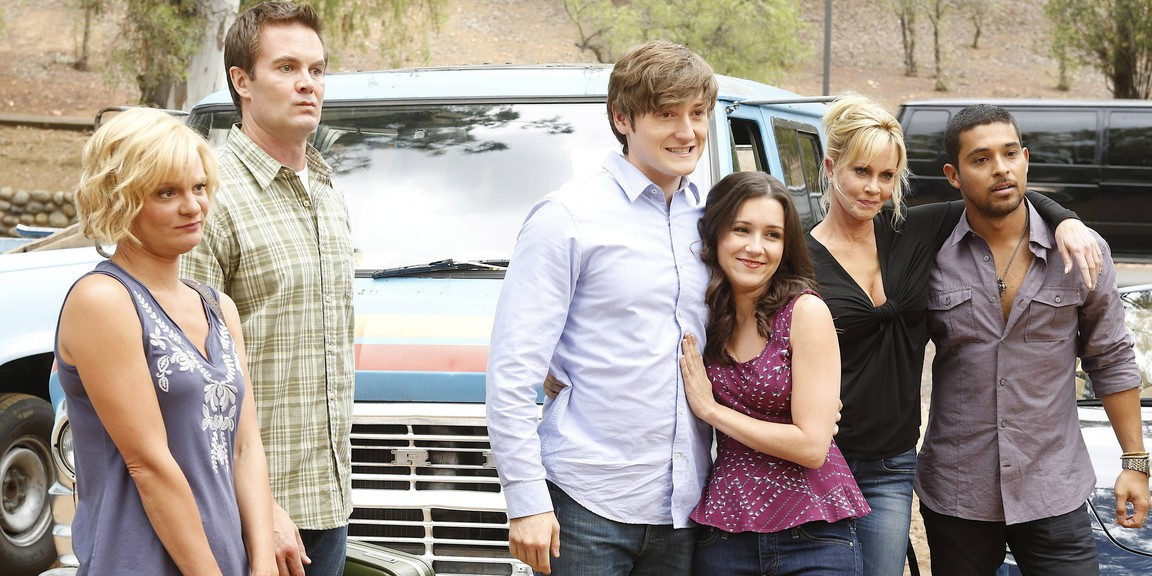 Raising Hope - Season 3 Episode 04: If a Ham Falls in the Woods
