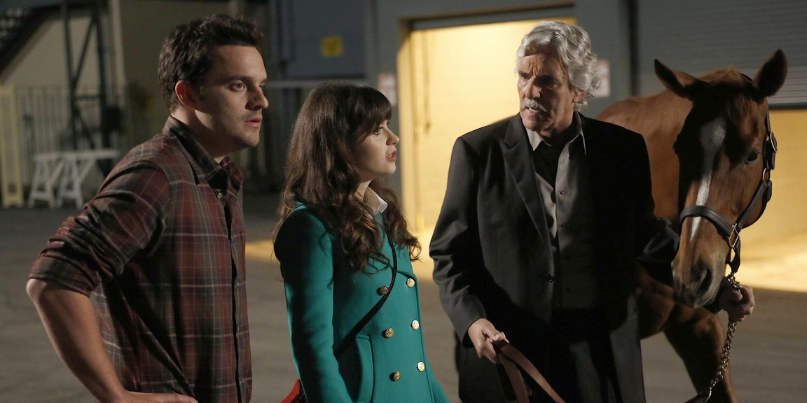 New Girl - Season 2 Episode 13: A Father's Love