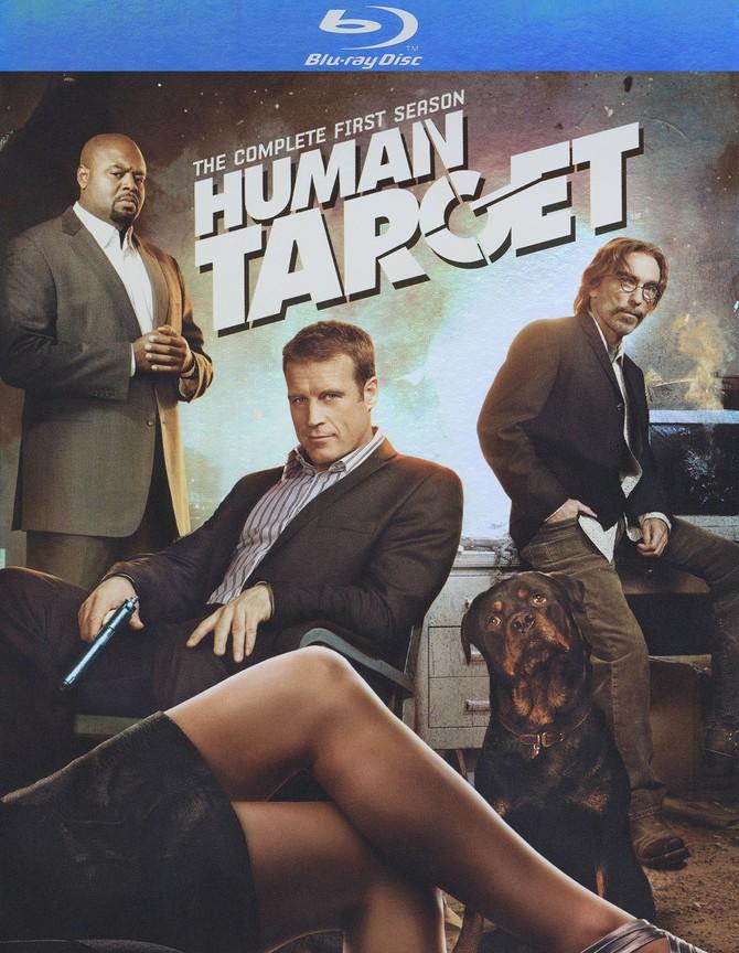 Human Target - Season 1 Episode 03: Embassy Row