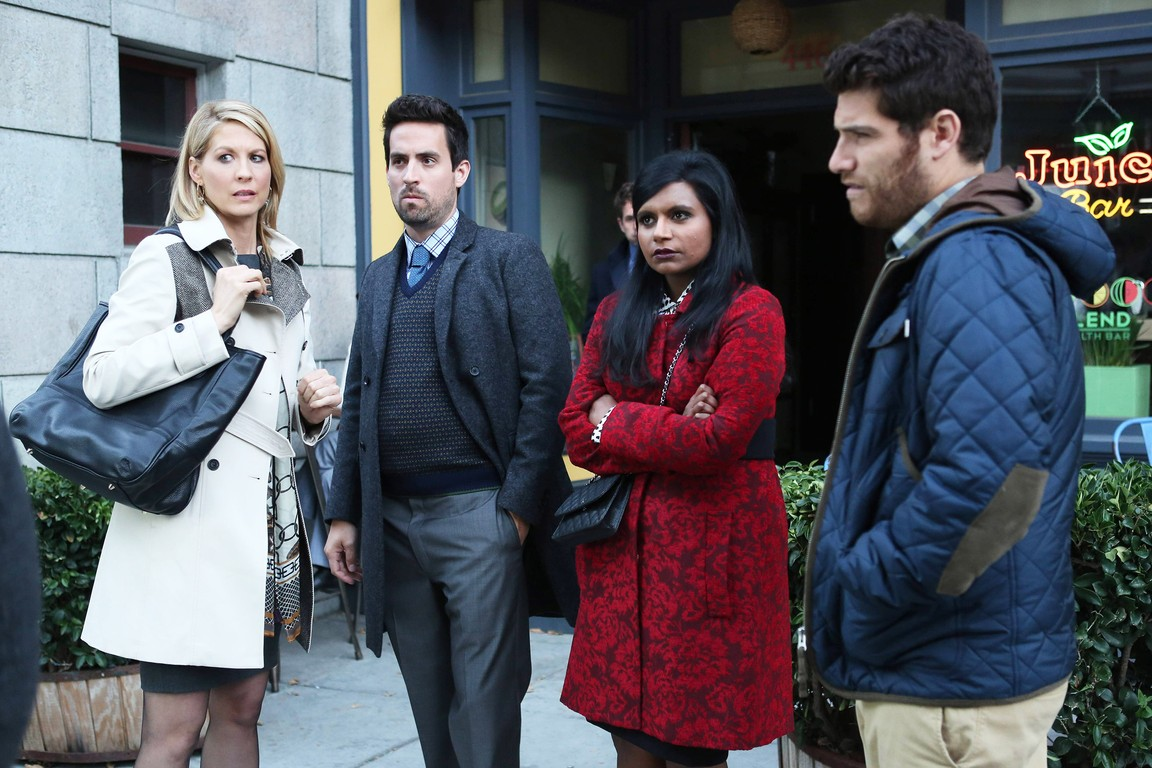 The Mindy Project - Season 2 Episode 09: Mindy Lahiri is a Racist