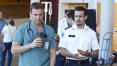 Saving Hope - Season 2 Episode 10: Wishbones