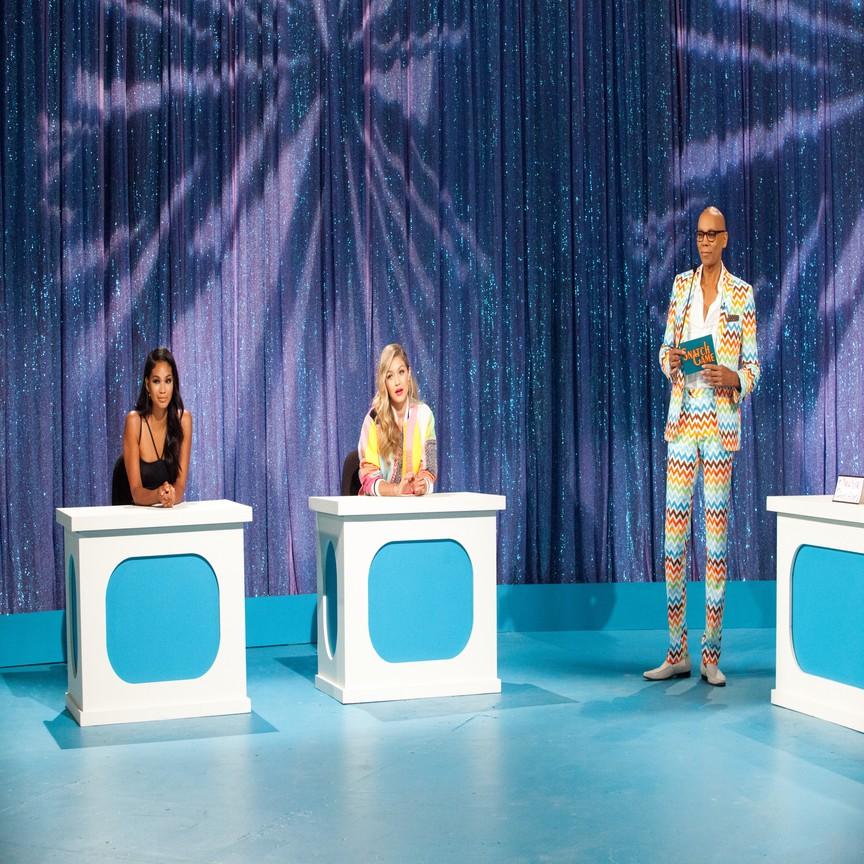 RuPaul's Drag Race - Season 8 Episode 05: Supermodel Snatch Game