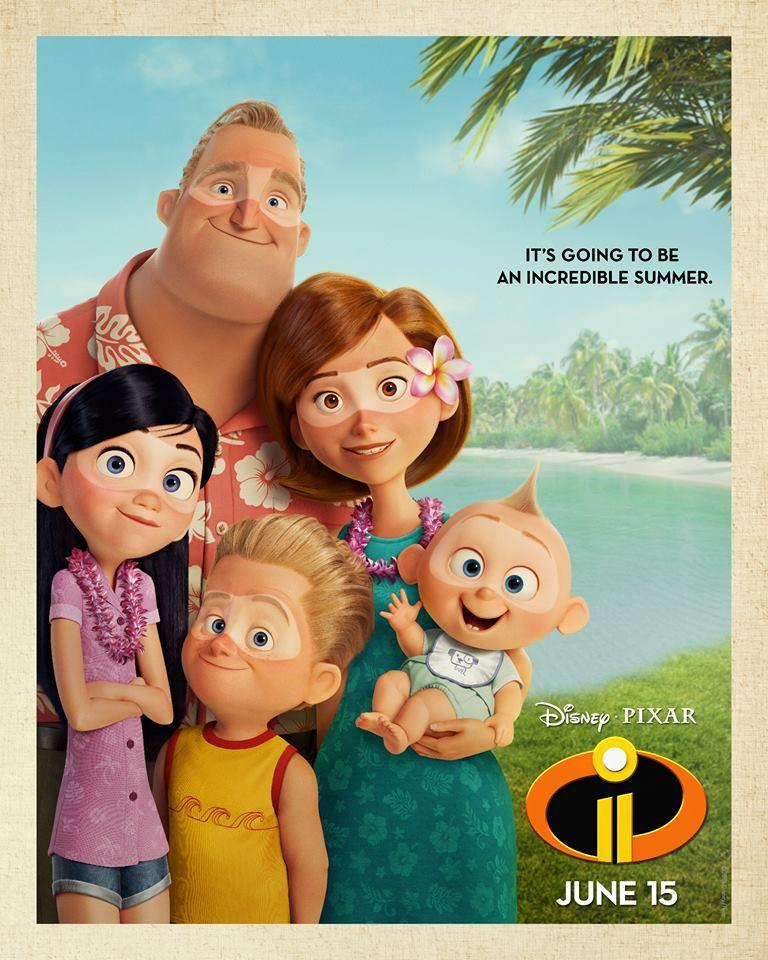 Incredibles 2 (Les indestructibles 2)