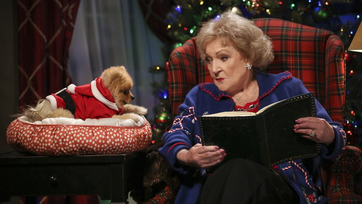 Hot In Cleveland - Season 6 Episode 07: Cold in Cleveland: The Christmas Episode