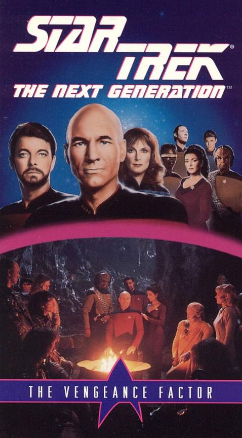 Star Trek: The Next Generation - Season 3 Episode 09: The Vengeance Factor