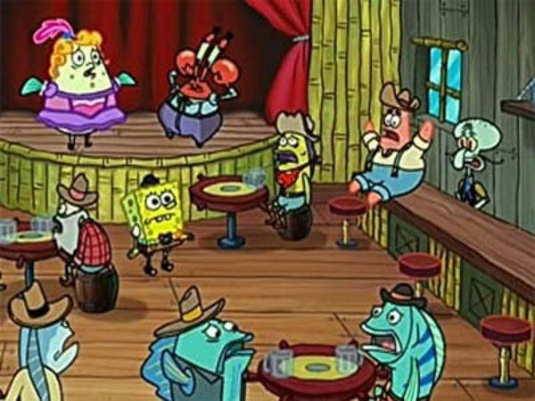SpongeBob SquarePants - Season 6 Episode 35: Pet or Pests