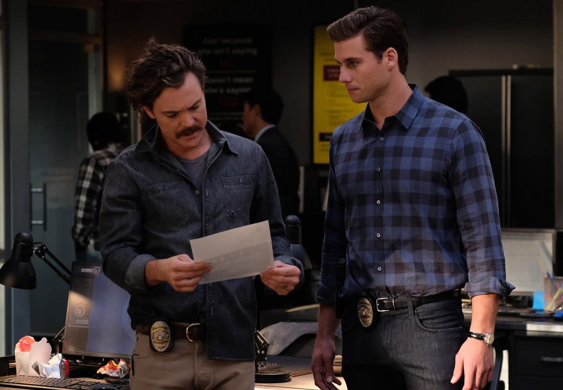 Lethal Weapon- Season 2 Episode 14: Double Shot of Baileys