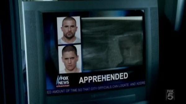 Prison Break - Season 2 Episode 13: The Killing Box