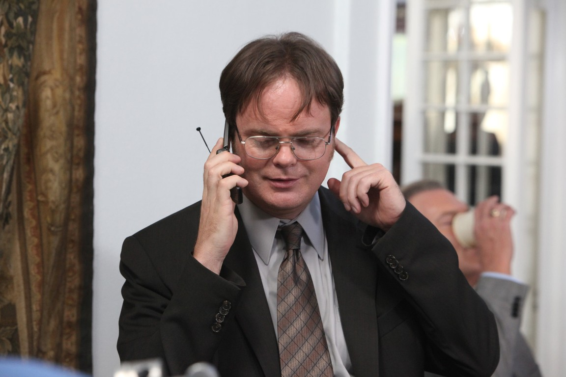 The Office - Season 7 Episode 07: Christening