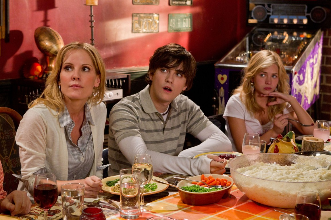 Life Unexpected - Season 2 Episode 10: Thanks Ungiven