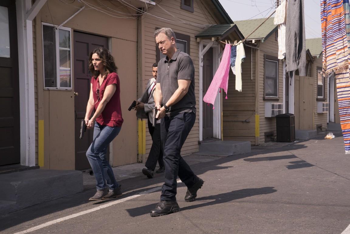 Criminal Minds Beyond Borders - Season 1 Episode 08: De Los Inocentes