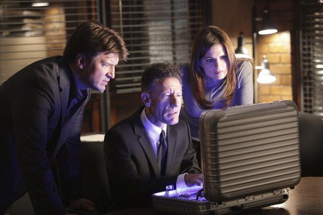 Castle - Season 3 Episode 09: Close Encounters of the Murderous Kind