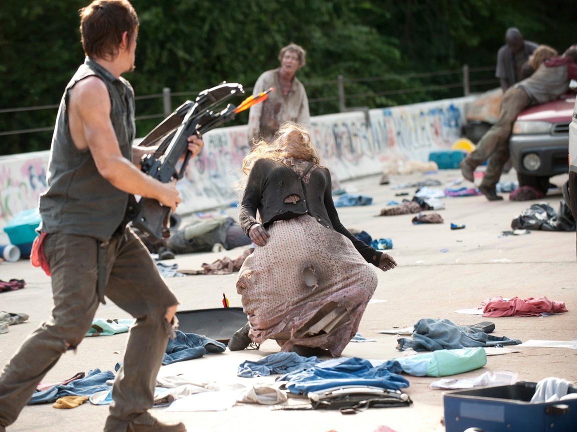 The Walking Dead - Season 3 Episode 10: Home