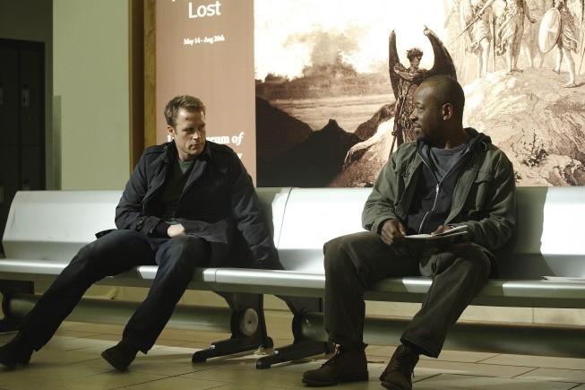 Human Target - Season 1 Episode 08: Baptiste