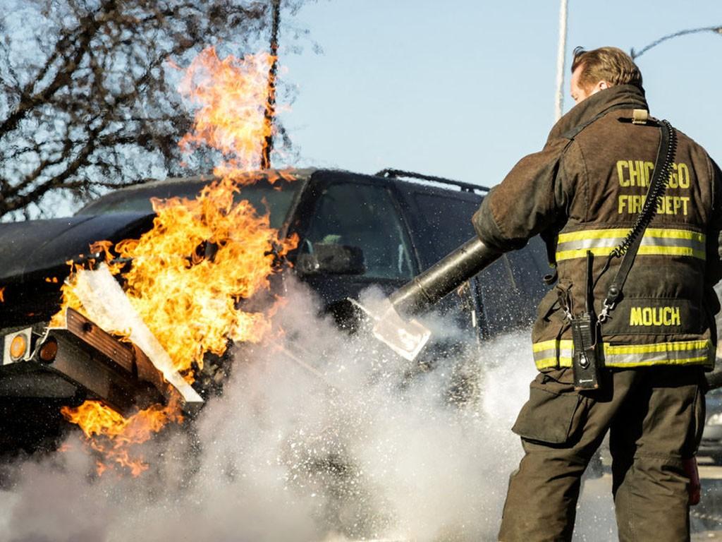 Chicago Fire - Season 2 Episode 14: Virgin Skin