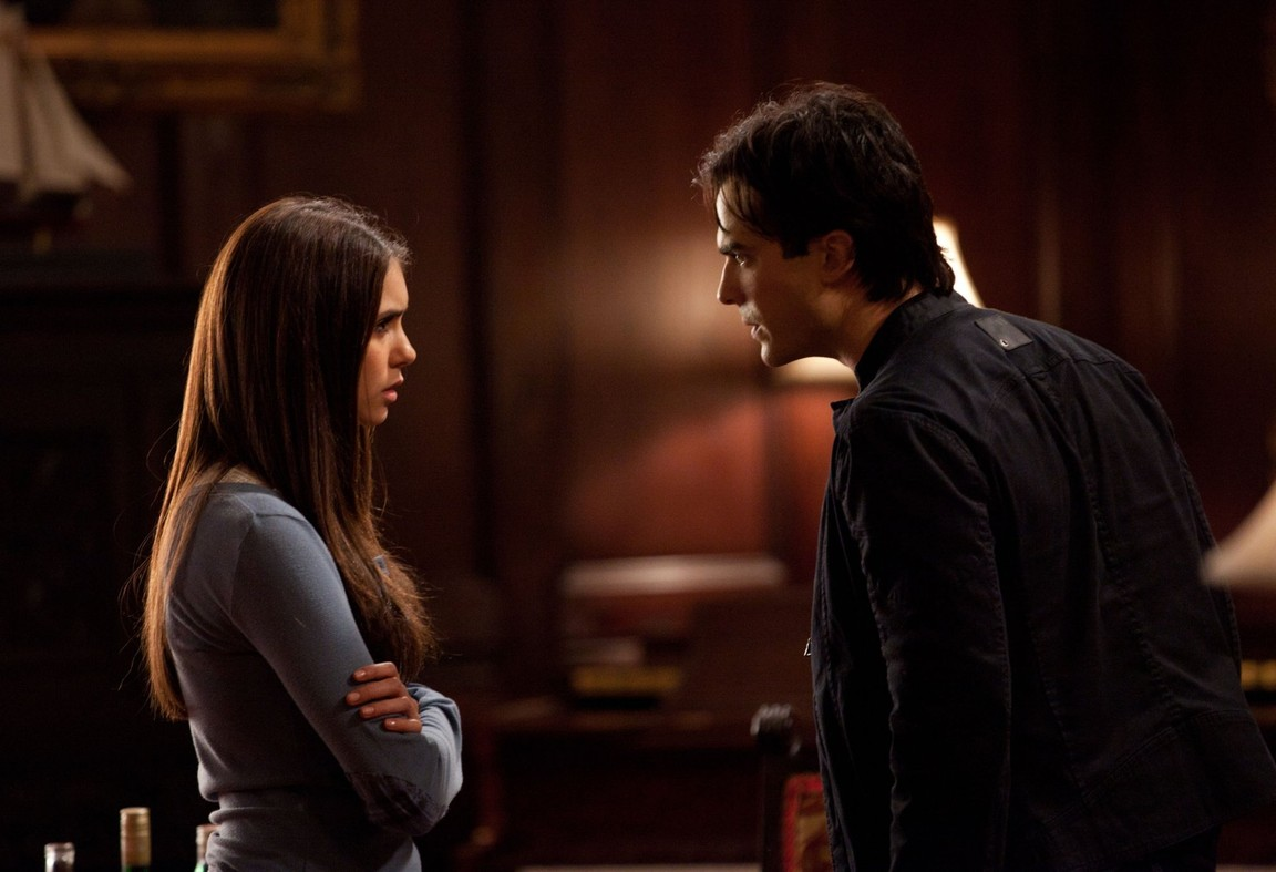 The Vampire Diaries - Season 2 Episode 12: The Descent